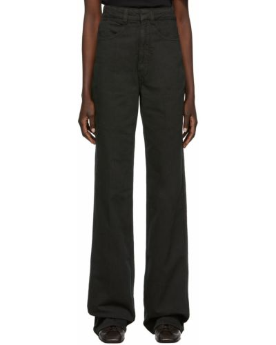 Mom jeans - czarne Lemaire