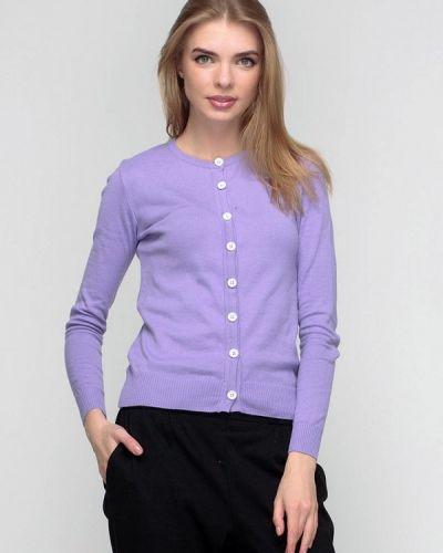 Кардиган фиолетовый F'91