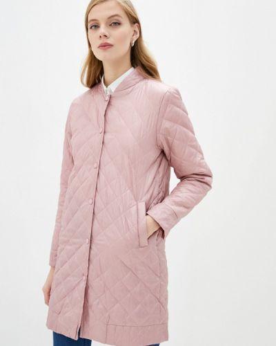 Утепленная розовая куртка Pink Summer