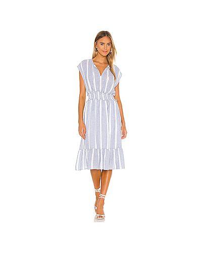 Шелковое платье Rails