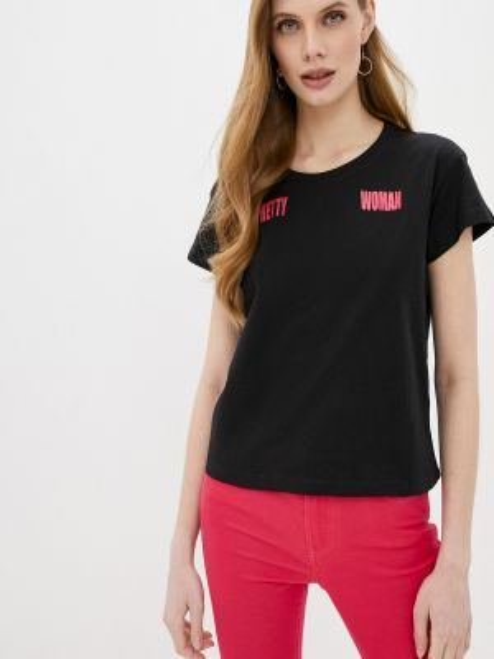 Футбольная черная футболка Sh