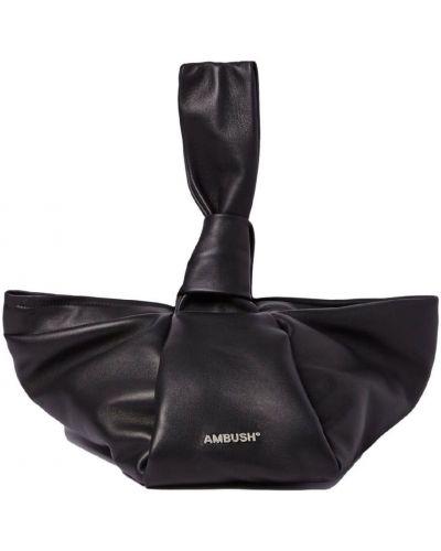 Czarna torba na ramię Ambush