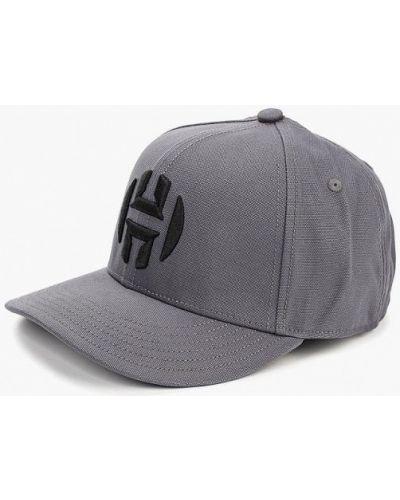 Бейсболка серая Adidas