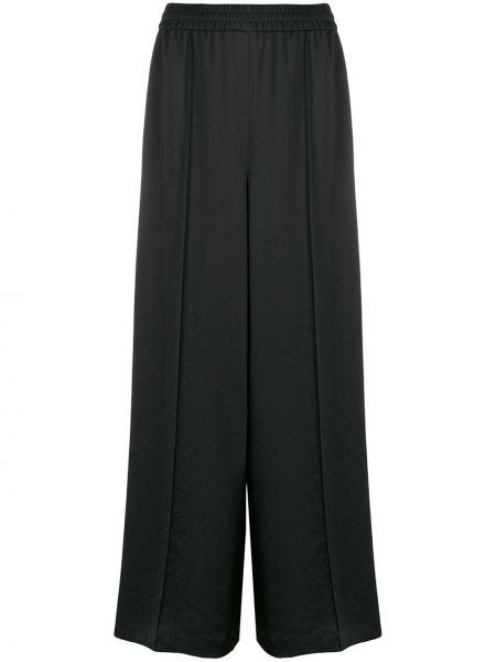 Свободные брюки палаццо с поясом T By Alexander Wang