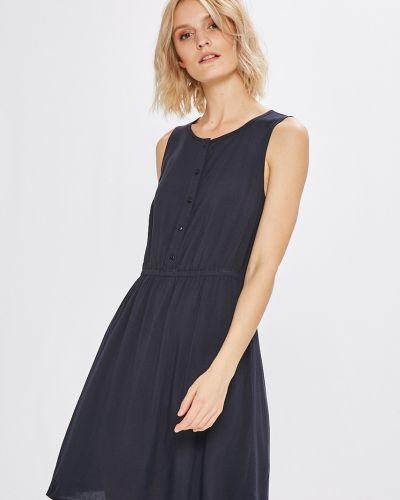 Платье мини на пуговицах прямое Vero Moda