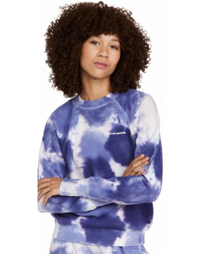 Пуловер с рукавом реглан Spiritual Gangster