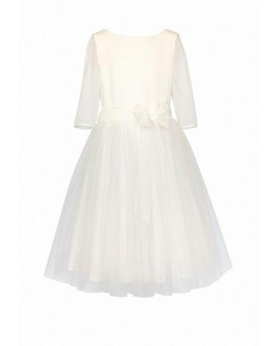 Платье польское белый Sly
