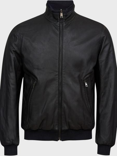 Куртка двусторонняя - черная Gallotti