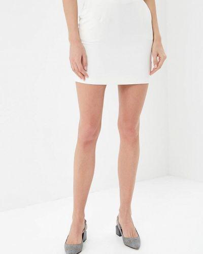 Белая юбка весенняя Love Republic