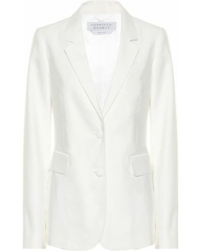 Прямой костюмный пиджак Gabriela Hearst