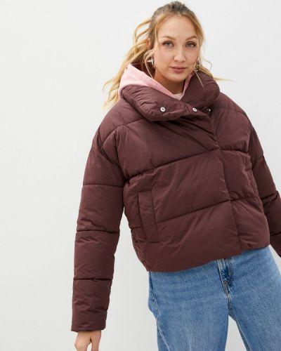 Утепленная красная куртка Befree
