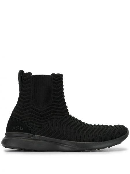 Черные носки без застежки на каблуке Apl: Athletic Propulsion Labs