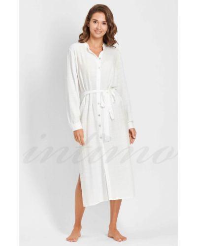 Платье макси длинное - белое Anabel Arto