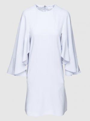 Платье миди - голубое Chloé