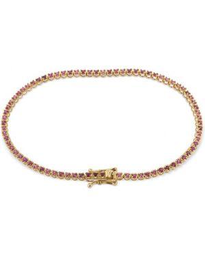 Złota bransoletka ze złota Vanzi