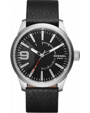 Zegarek szary srebrny Diesel