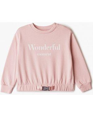 Розовый свитшот Sela