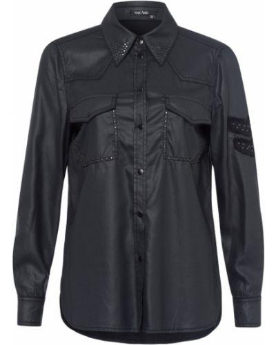 Czarna koszula Marc Aurel