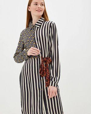 Платье платье-рубашка осеннее Camomilla Italia