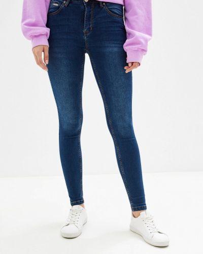Зауженные джинсы - синие Alcott