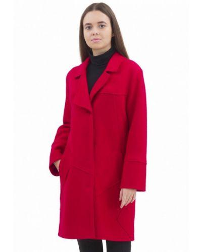 Красное пальто Pavel Yerokin