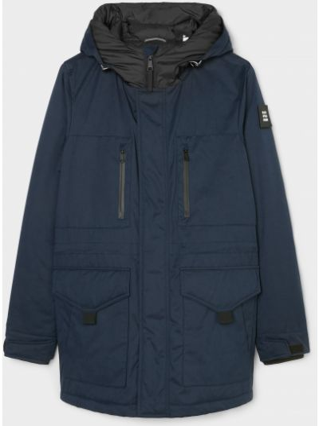 Джинсовая куртка casual - синяя Marc O'polo Denim