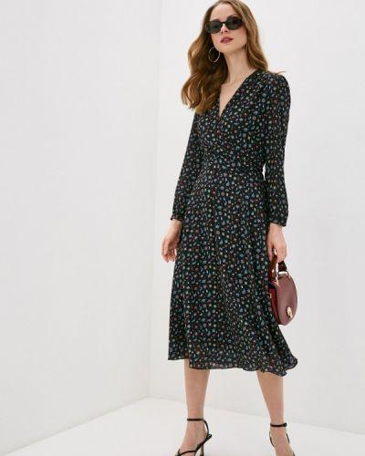Платье - черное Vittoria Vicci