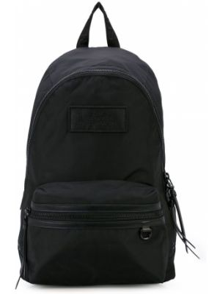Plecak czarny przeoczenie Marc Jacobs