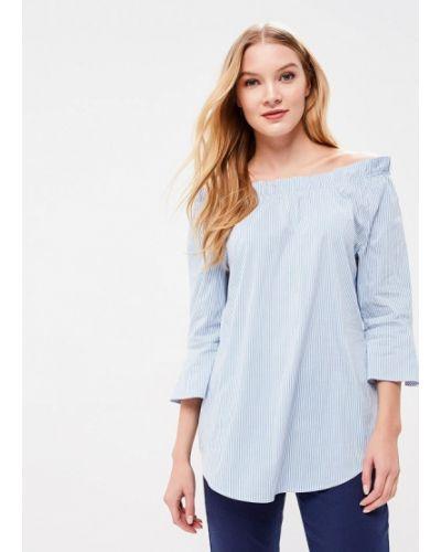 Голубая блузка Betty Barclay