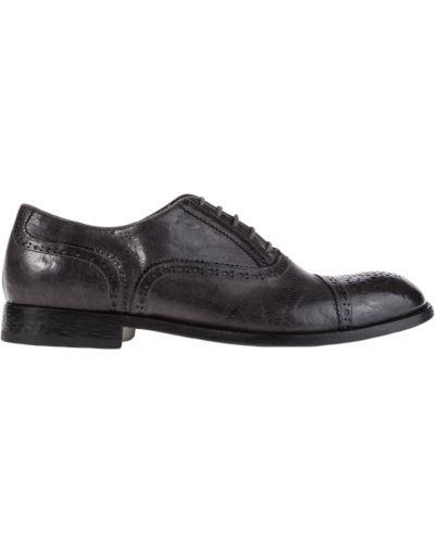 Туфли с перфорацией Giampiero Nicola