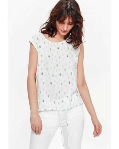 Белая блузка Top Secret