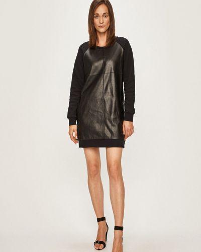 Джинсовое платье с карманами однотонное Trussardi Jeans
