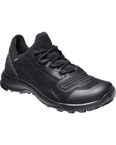 Теплые кроссовки - черные Keen