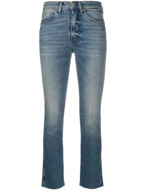 Зауженные джинсы - синие 3x1