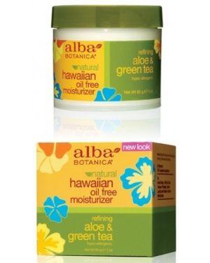 Масло для загара тела Alba Botanica