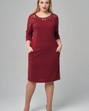 Платье мини миди летучая мышь Mari-line
