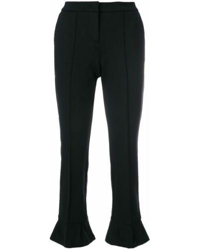 Укороченные брюки свободные Cambio