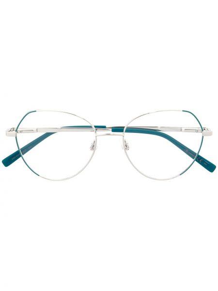 Oprawka do okularów srebrne - niebieskie M Missoni