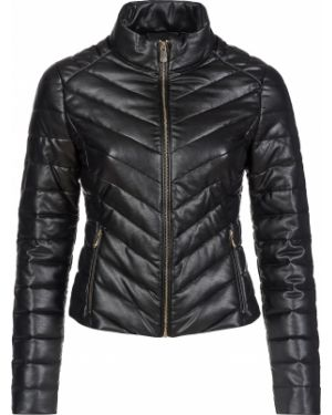 Черная куртка Trussardi Jeans