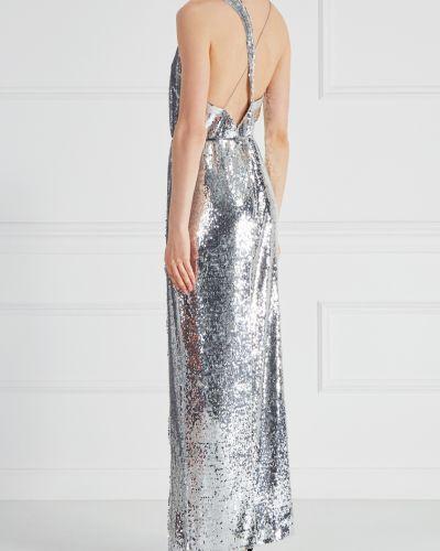 Вечернее платье с пайетками макси Alexander Terekhov