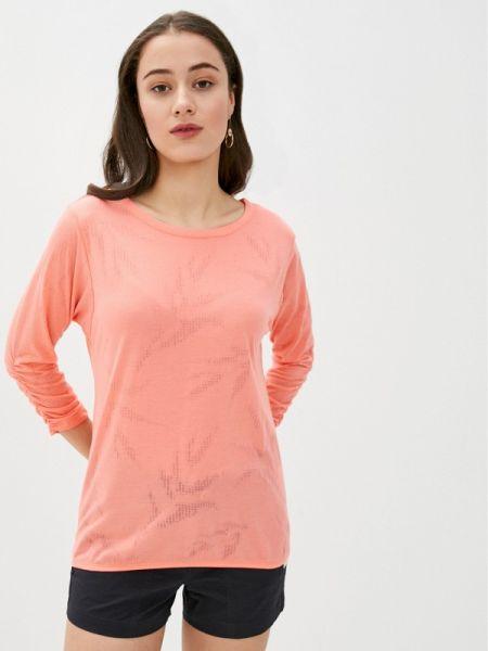 Розовая футболка Luhta