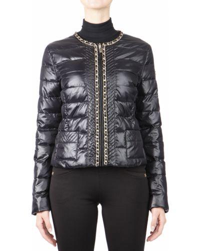 Куртка из полиамида - черная Elisabetta Franchi