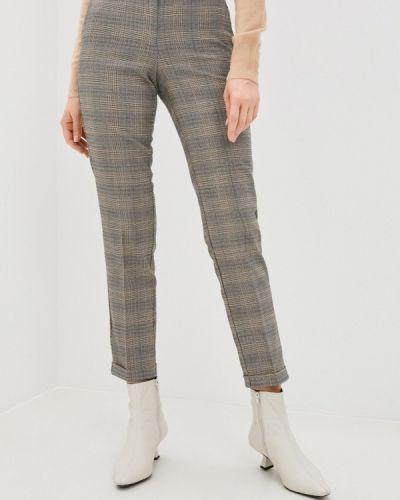 Серые классические брюки Zolla