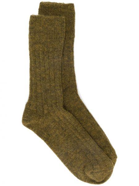 Зеленые носки высокие Isabel Marant