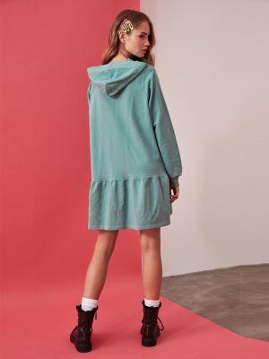 Платье - мятное Trendyol