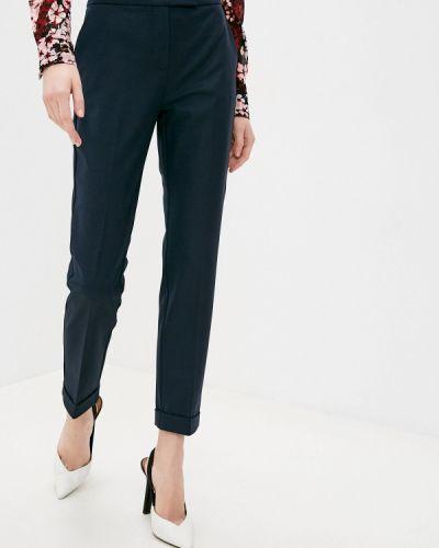 Повседневные синие брюки Max&co
