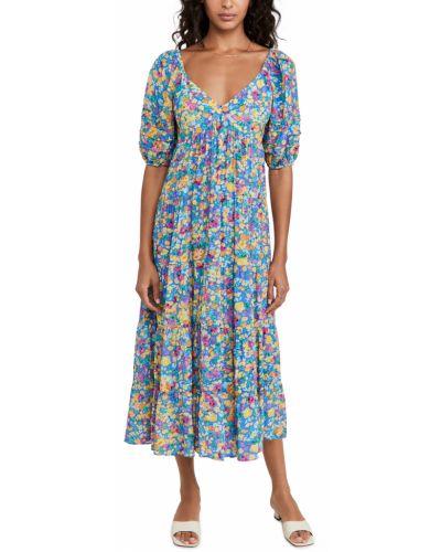 Sukienka z wiskozy Saylor