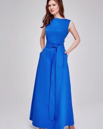 Платье весеннее синее White Pony Ladieswear