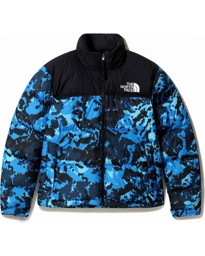 Куртка винтажная - синяя The North Face