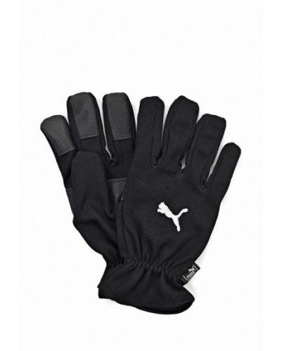 Перчатки черные Puma